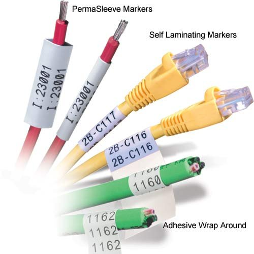 Lovely Heat Shrink Wire Labels Images - Electrical Circuit Diagram ...