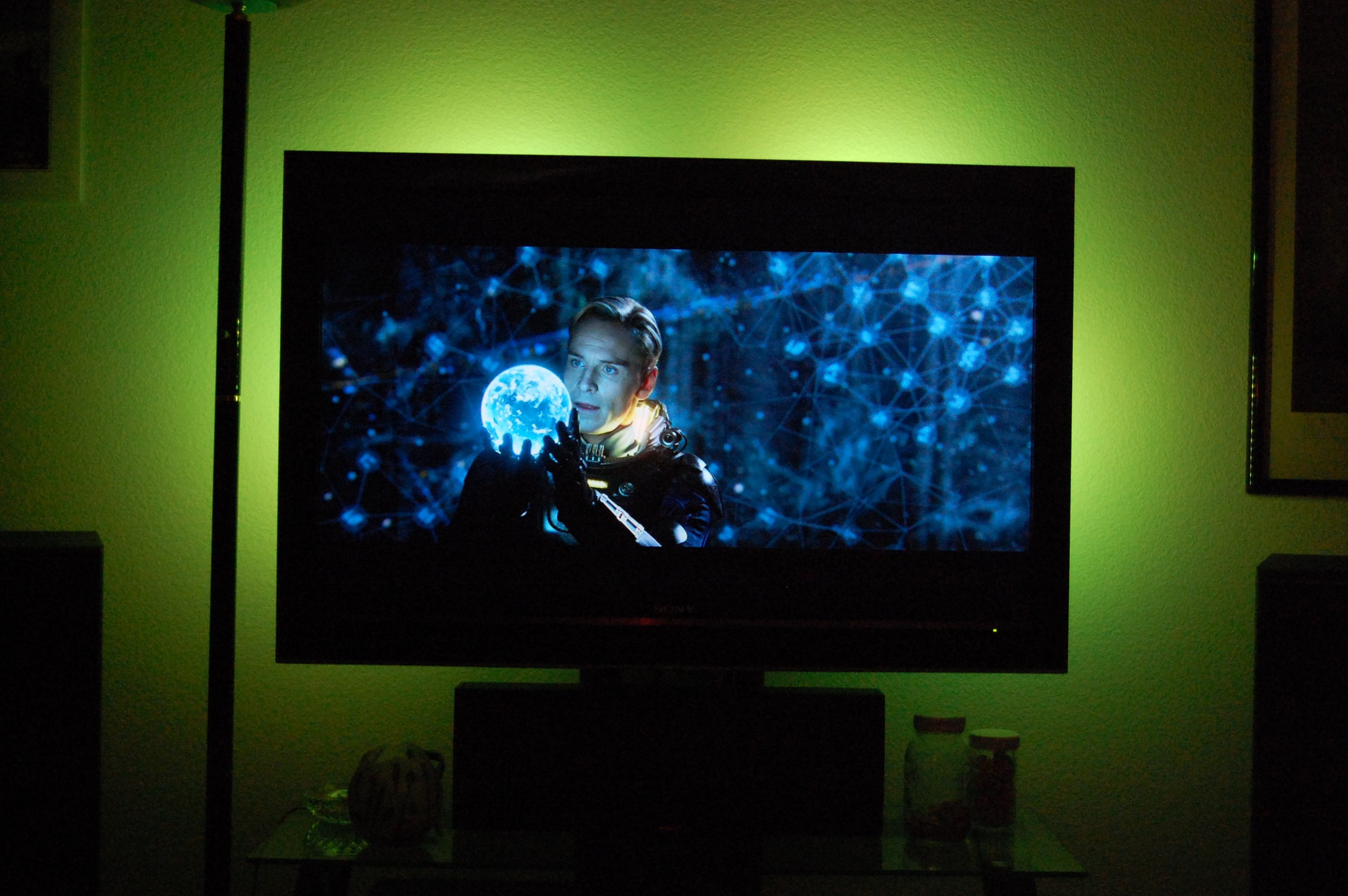 Ambient light for behind a TV suggestions - Page 2 - AVS Forum   Home Theater Discussions And Reviews & Ambient light for behind a TV suggestions - Page 2 - AVS Forum ... azcodes.com