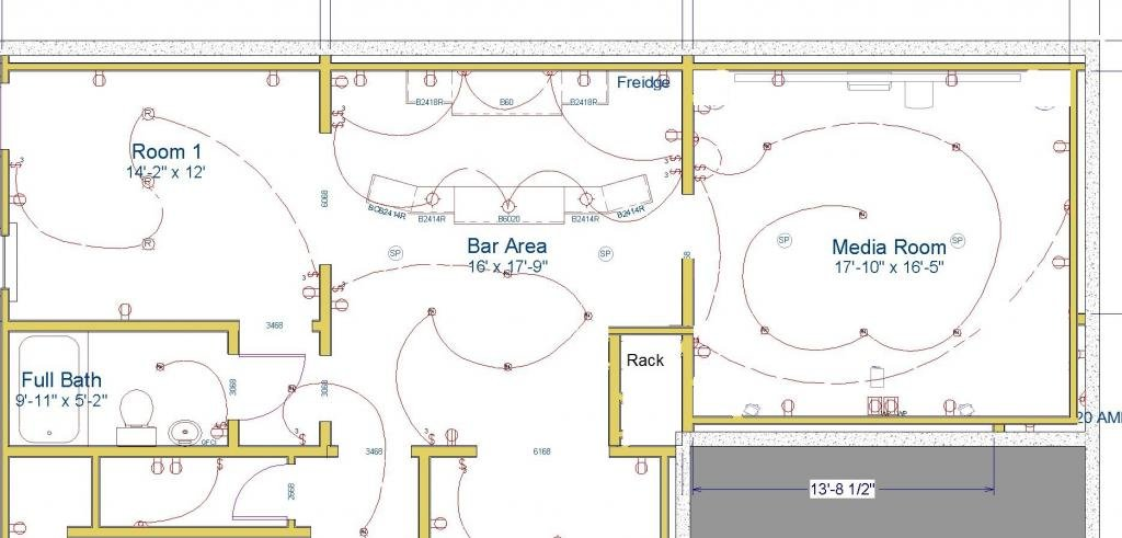 Bat Apartment Layout Ideas Lighting Innovation