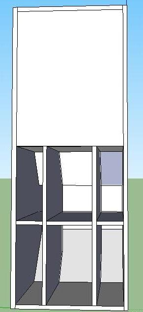 My New Folded Horn Design!!! - AVS Forum | Home Theater