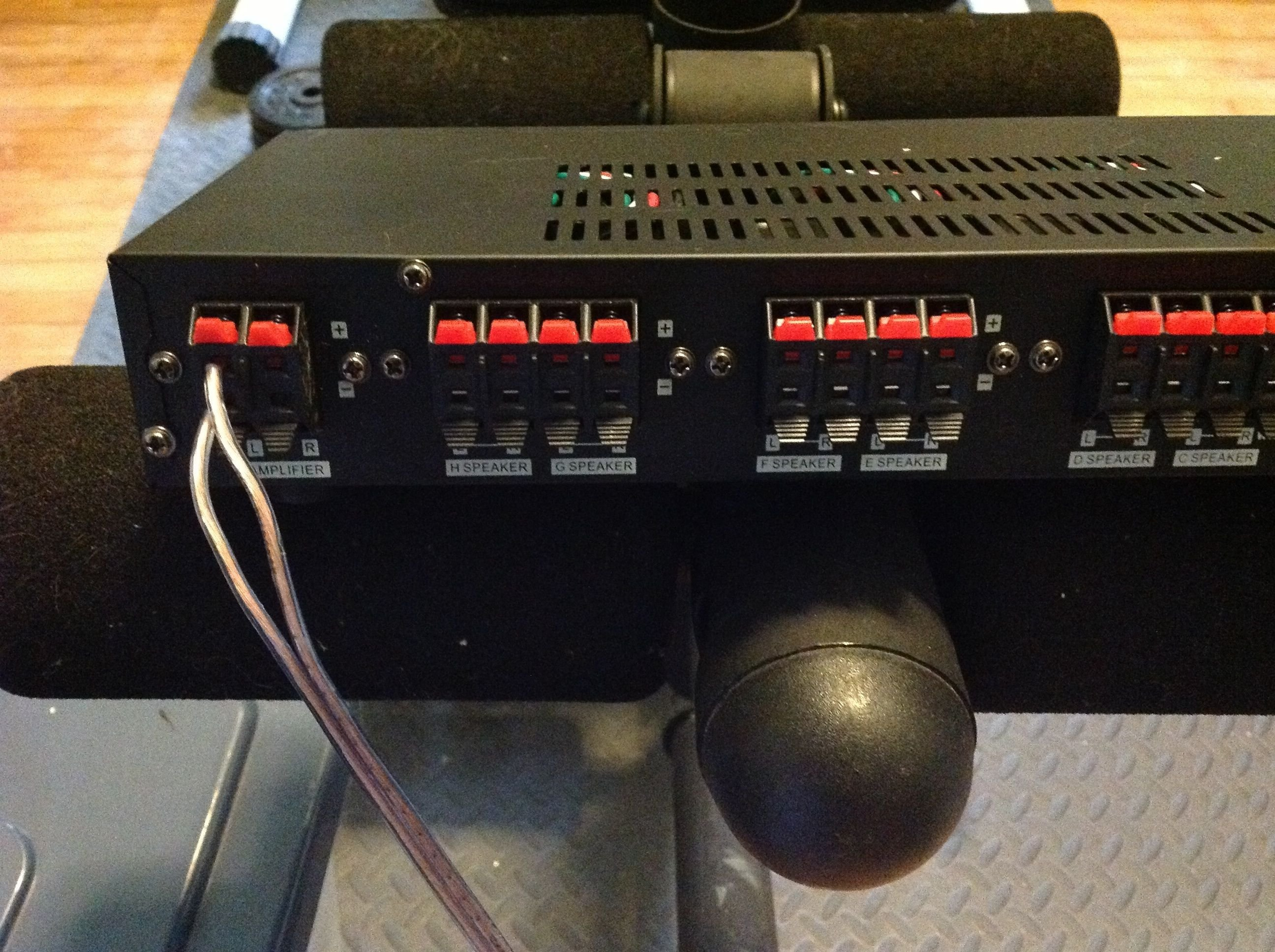 Speaker Selector Setup Help - AVS Forum | Home Theater Discussions ...