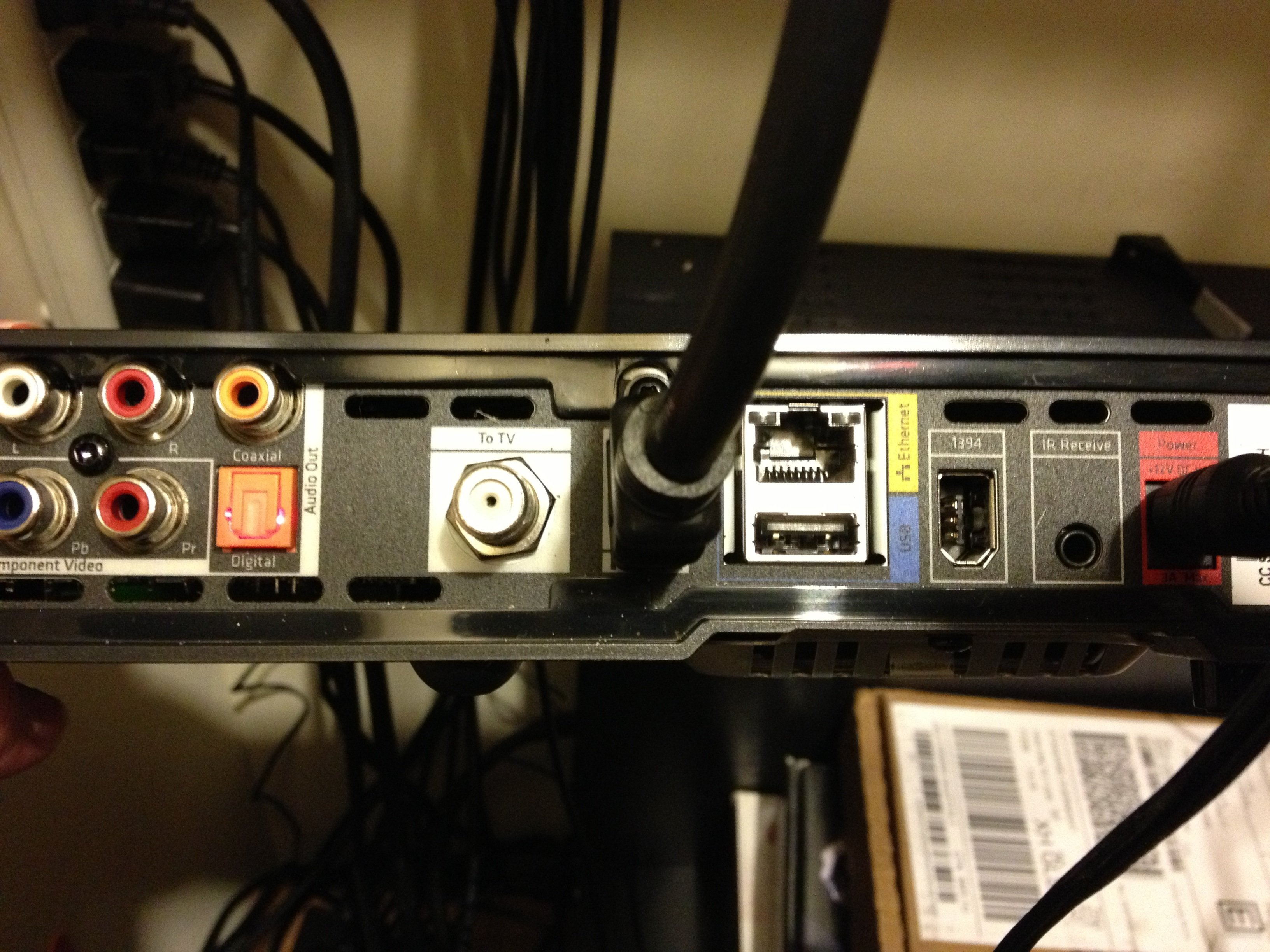 Comcast X1 Dvr Box Connections - Somurich com