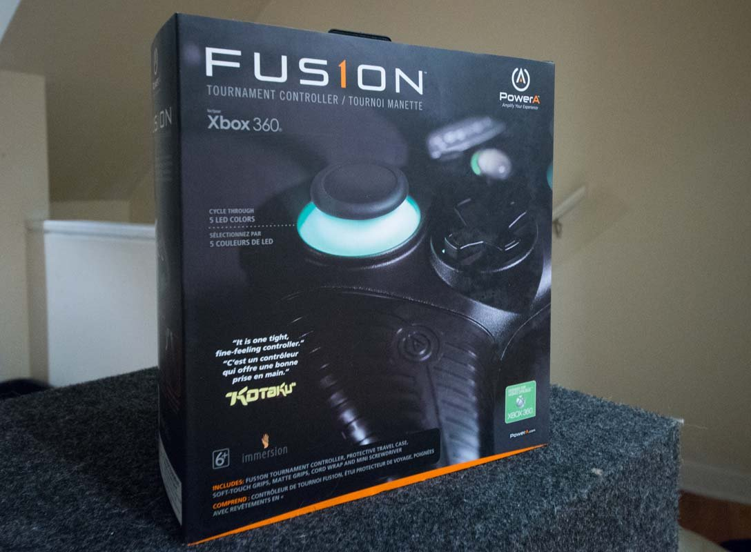 PowerA Fusion Tournament Controller Review - AVSForum com