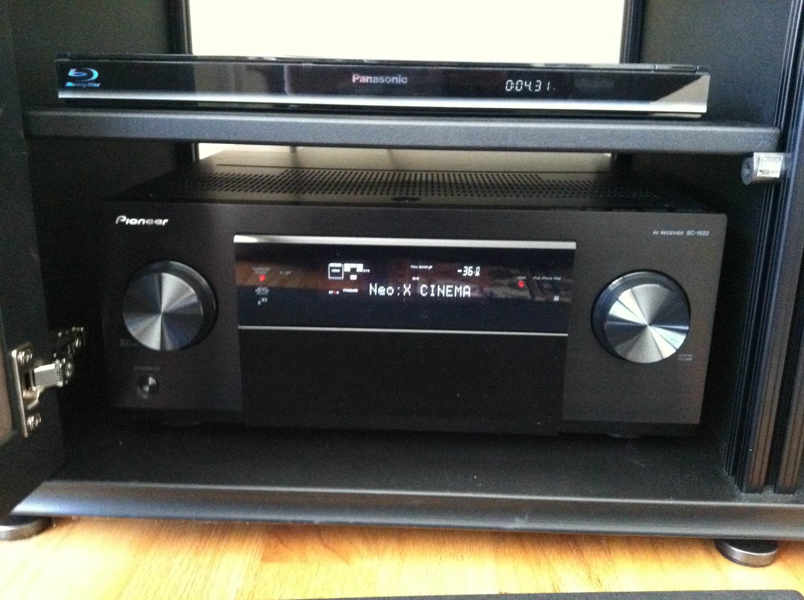 Official Pioneer Sc 1522 92 Network Ready Av Receiver Owners