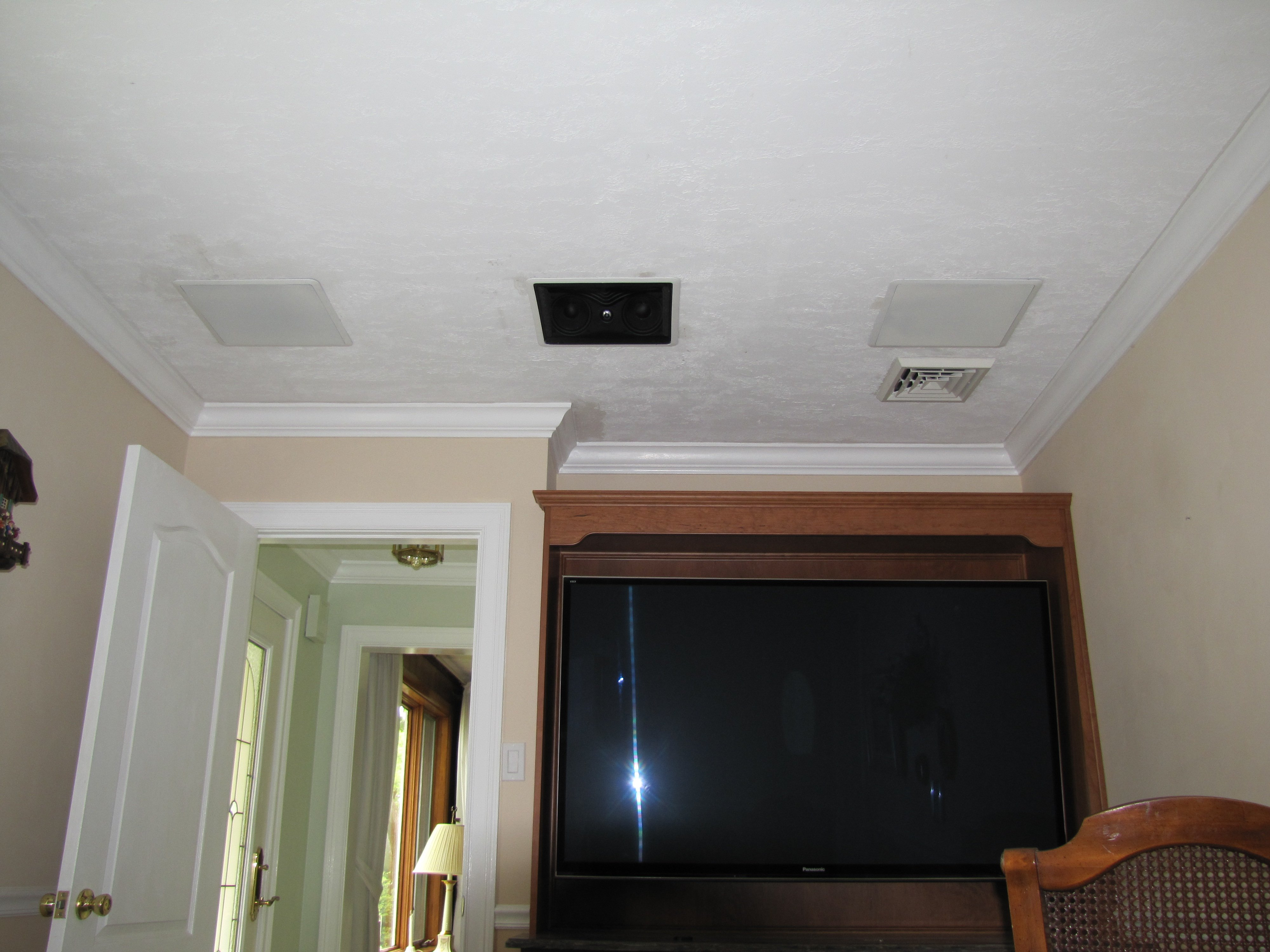 definitive technology in wall speakers. definitive technology - rcs ii\u0027s and rss ii\u0027s. avs forum | home theater discussions reviews in wall speakers i