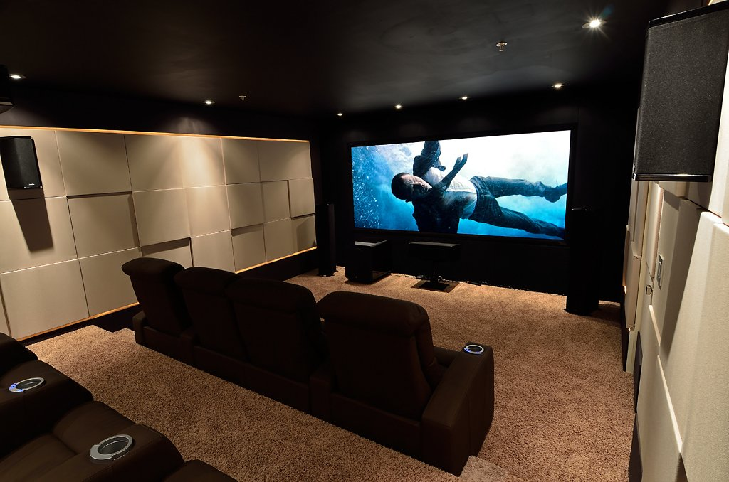 Home Theater Wall Panels fabric covered wall questions. - avs forum | home theater