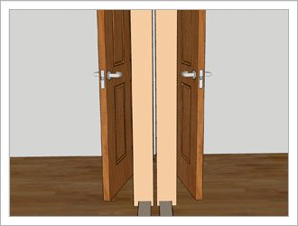 Communicating doors (thanks to the Sound Proofing Company) & door to prevent sound tranmission - AVS Forum | Home Theater ... Pezcame.Com