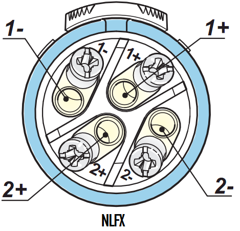 LL speakon nl4fc wiring diagram efcaviation com speakon nl4fx wiring diagram at webbmarketing.co