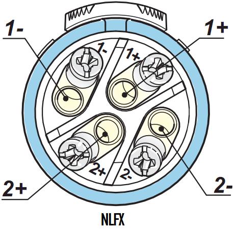 speakon nl4fx wiring diagram wiring diagram 4 pole connector speakon nl4fx wiring #5