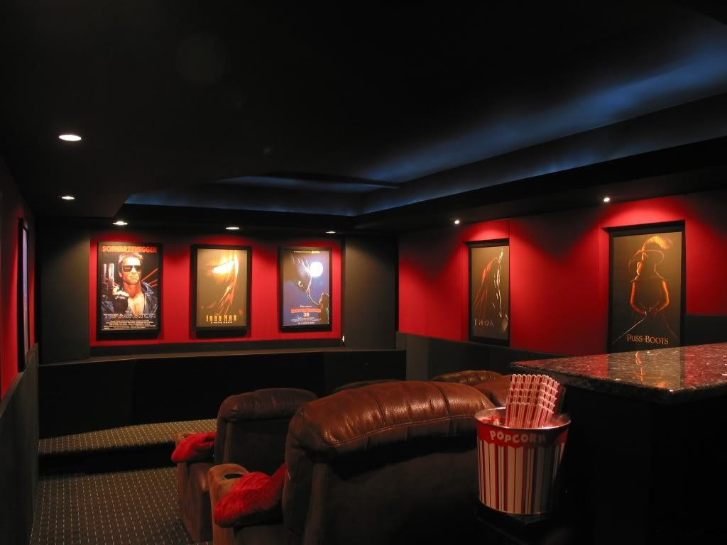 Home Theater Wall Panels diy home theatre acoustic panels - diy projects