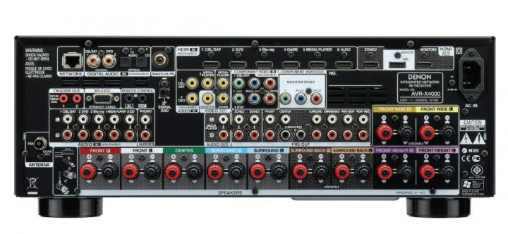 The Official 2013 Denon E Series X Series Avr Model Owners