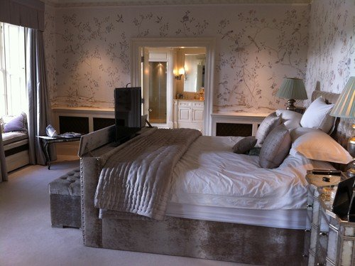 Traditional Bedroom By London Kitchen And Bath Heaven Stubbs Bespoke Furniture Ltd