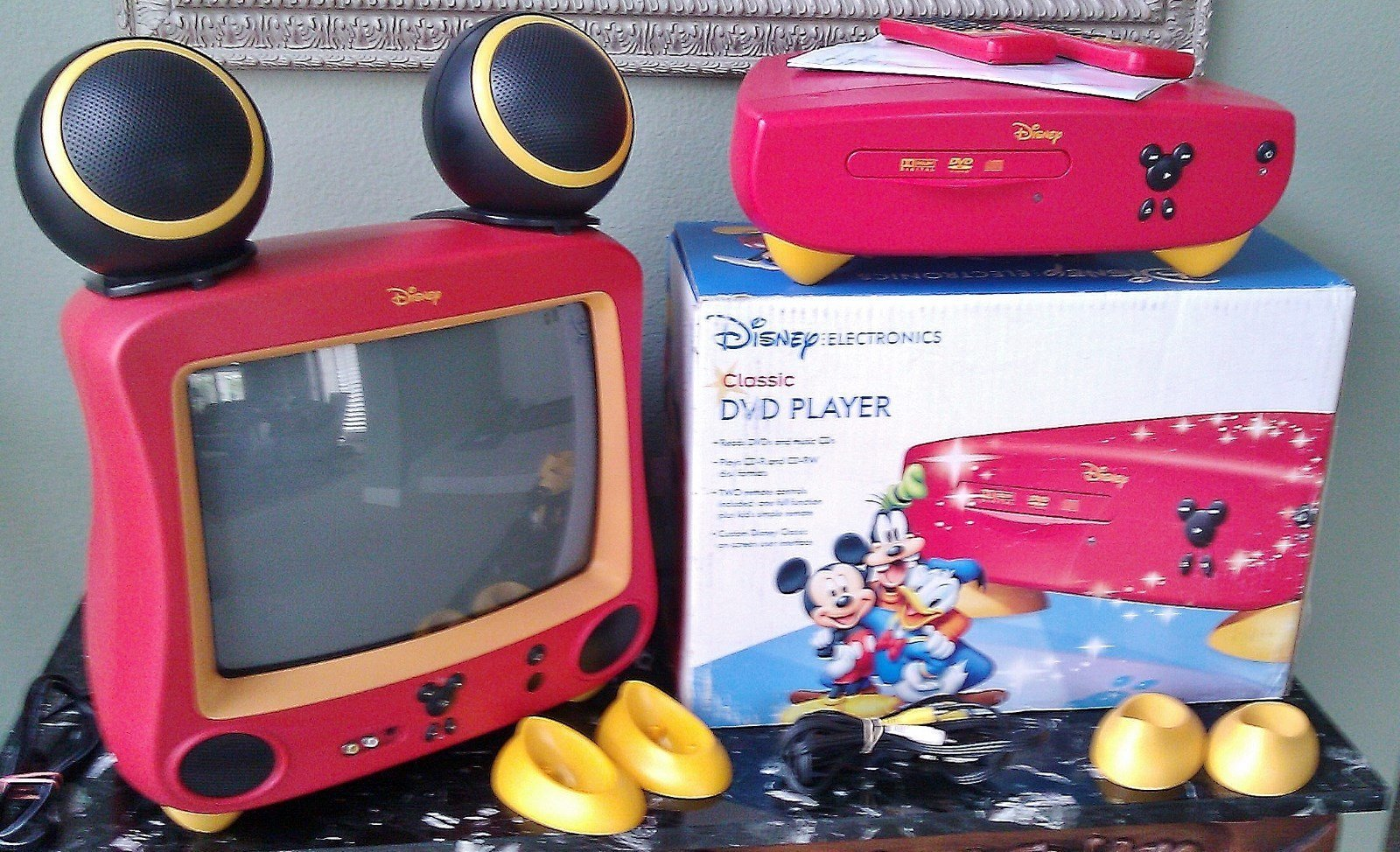 set up disney mickey mouse 13 in tv and dvd - AVS Forum | Home Theater  Discussions And Reviews