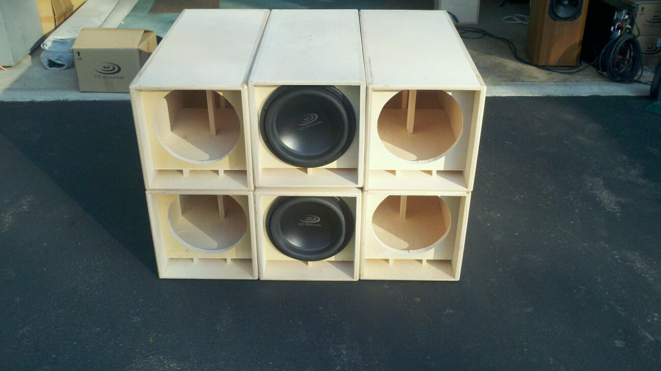 diy pa type subwoofer - avs forum | home theater discussions and