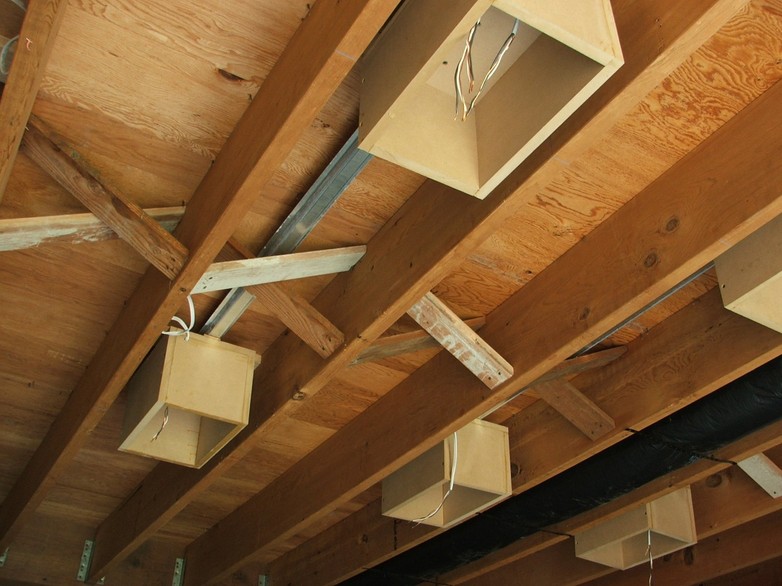 Soundproof Recessed Light Boxes - AVS Forum | Home Theater ...