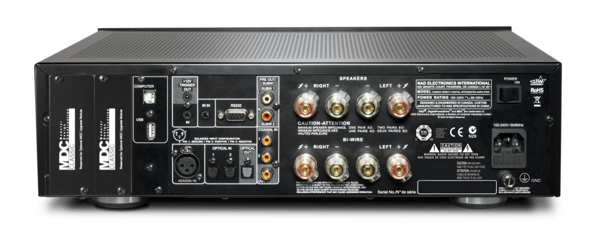 Direct Digital DAC Amplifier Which Low And Behold Offers HDMI Inputs The Hardest Issue With This Product Is Trying To Determine Number Of Channels