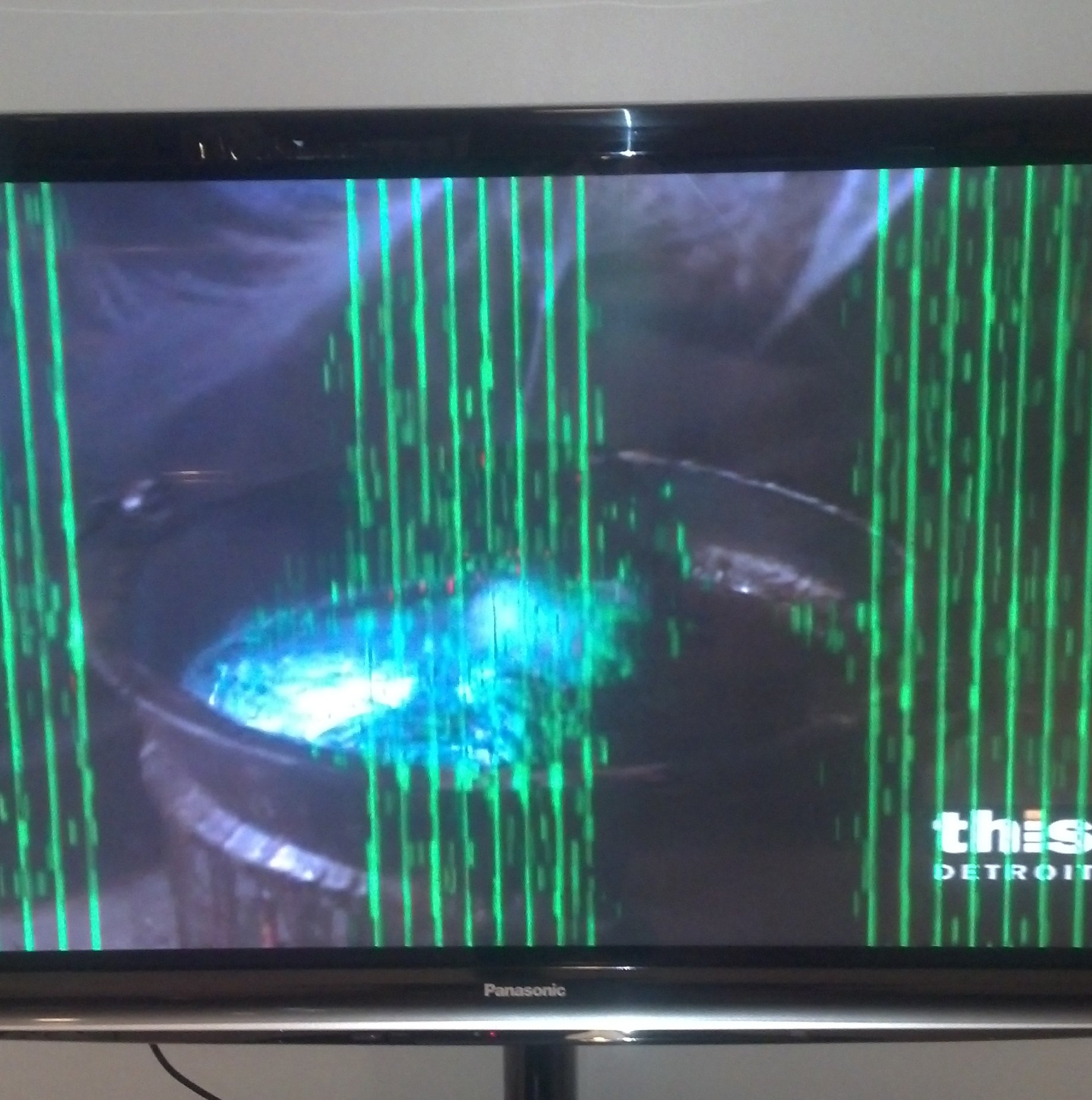 Top Five Green Lines On Tv - Circus